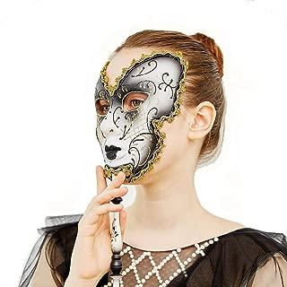 Masquerade Masks for Men Vintage Venetian Halloween Christmas Party Masks