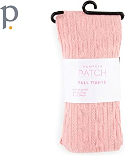 Pumpkin Patch Cable Knit Tights Blossom Underwear Youth