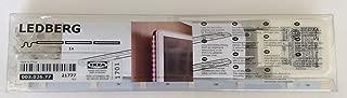 IKEA LEDBERG 3 Piece Multicolor LED Light Strip Kit Set 003.026.77