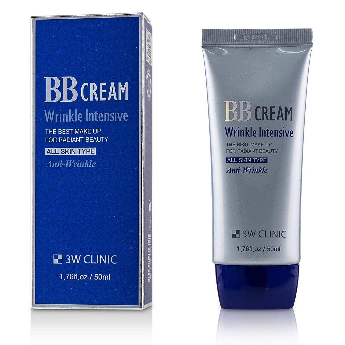 きらめく気取らない既に3Wクリニック Wrinkle Intensive BB Cream 50ml/1.76oz並行輸入品