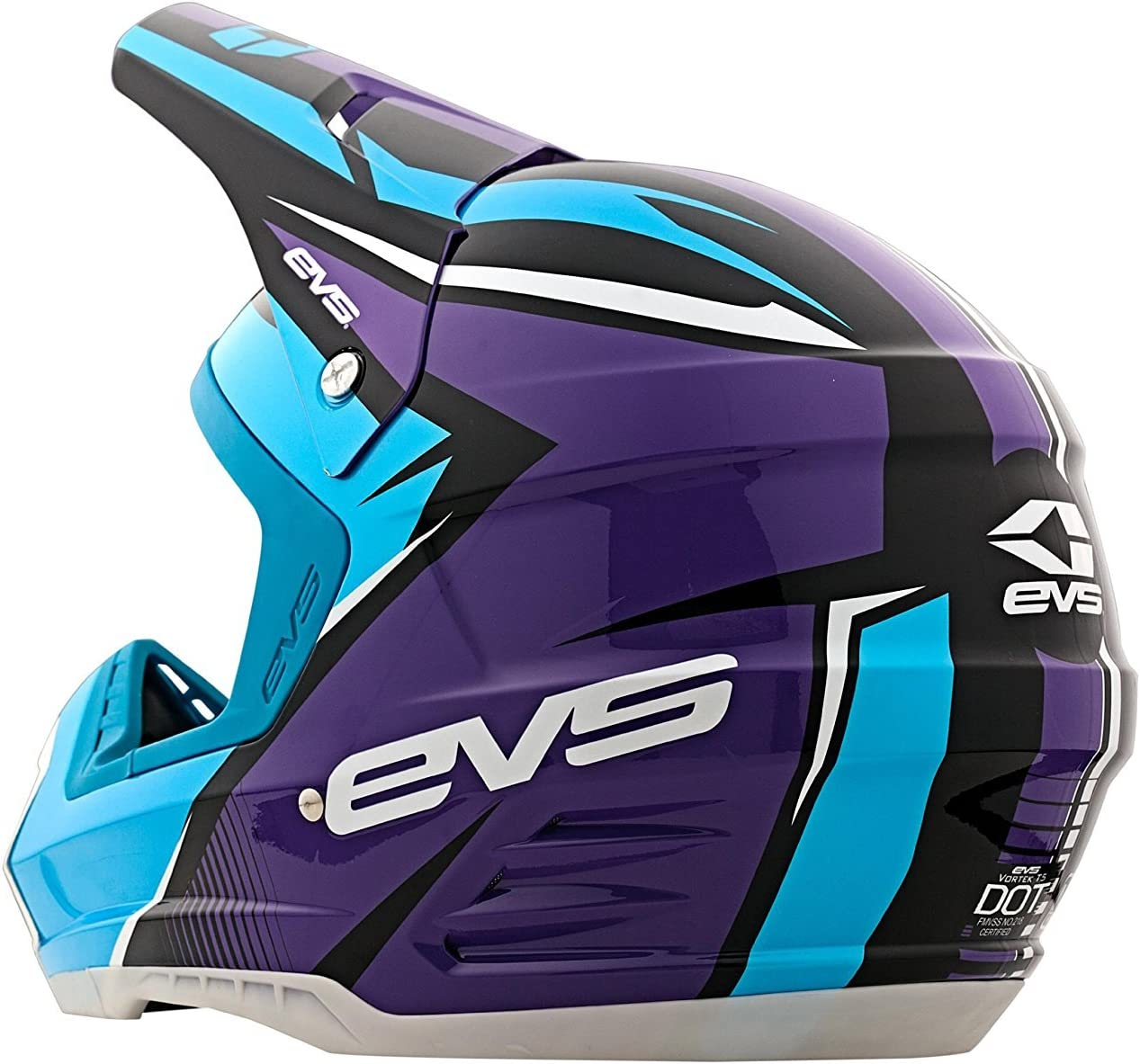 EVS Sports HT7PO-LNBKY-XL T7 Podium Helmet Liner