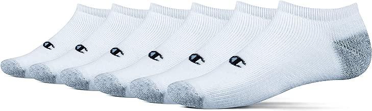 Champion Men's Double Dry Performance Low-Cut Socks, 6-Pack