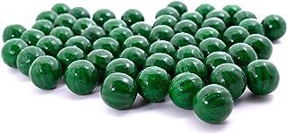 Watermelon Dubble Bubble Bubble Gum - 3 LB Resealable Stand Up Candy Bag (approx. 180 pieces) - 1 Inch Gumballs for Vendin...