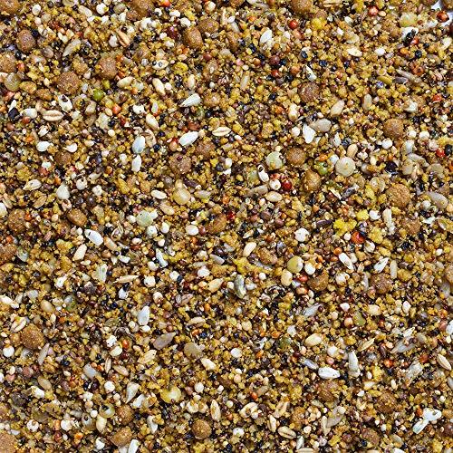 Deli Nature 4 kg GalliX Ornamental Power Mix - Ergänzungs-Kraftfutter für Geflügel