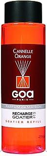 Goa 25919 Diffuseur Recharge Goatier Cannelle Orange 250 ML