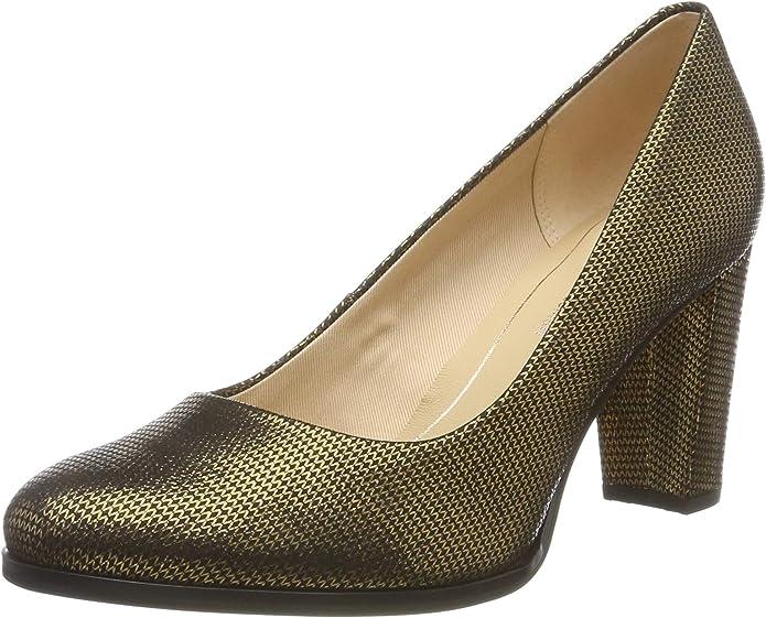 TALLA 41.5 EU. Clarks Kaylin Cara, Zapatos de tacón con Punta Cerrada Mujer