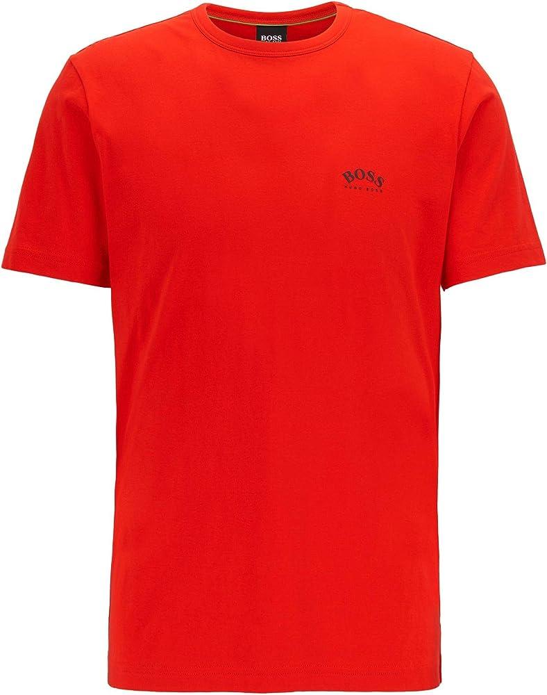 Hugo boss t-shirt,maglietta per  uomo,100% cotone 50412363