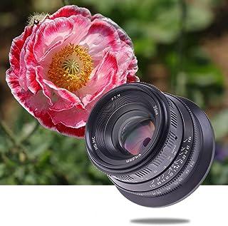 FOTGA Obiektyw 35 mm F1.4, pełnoklatkowy, duża przysłona stała/Prime MF, ręczna regulacja ostrości do Nikon Z50, Z5, Z6, Z...
