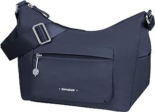 Samsonite Move 3.0 - Schultertasche S mit 1 Fronttasche, 27 cm, Blau (Dark Blue)