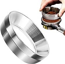 NXACETN Koffie doseerring trechter, Espresso doseerring, Portafilter doseertrechter voor Espresso koffiemachine Accessoire...