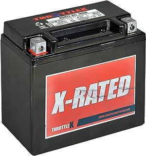 Throttlex Batteries ADX12-BS AGM Replacement Power Sport Battery