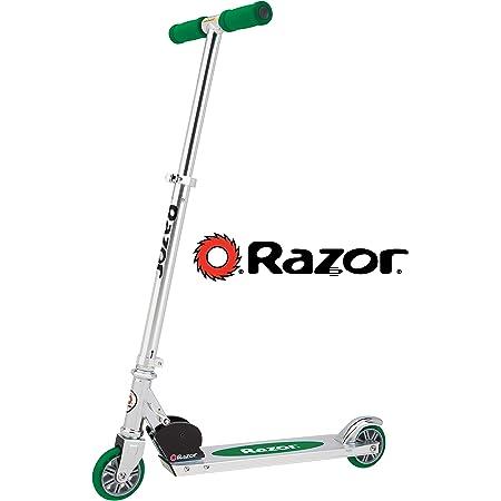 Razor A Kick Scooter for Kids - Lightweight, Foldable, Aluminum Frame, and Adjustable Handlebars