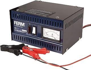 FERM Batterie Ladegerät 6V/12V   5A