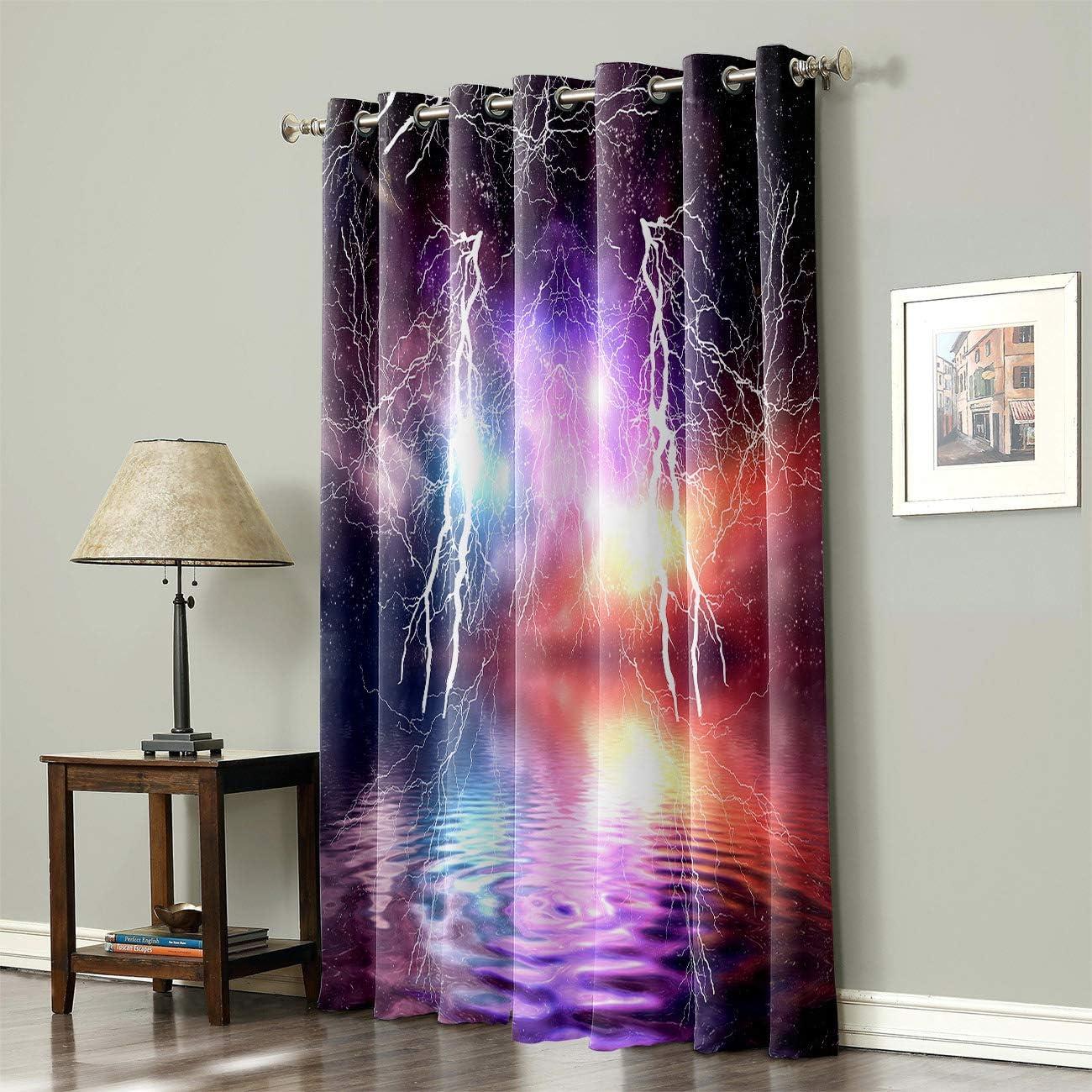 Grommet Top Curtains for Living 超人気 専門店 Room ☆送料無料☆ 当日発送可能 Treatment Window Bedroom Cu