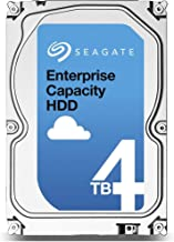 Seagate Enterprise Capacity 3.5 | ST4000NM0035 | 4TB 7.2K RPM 128MB Cache 3.5