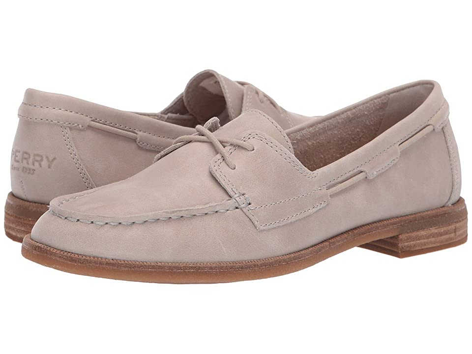 Sperry Seaport Boat (Grey) Women