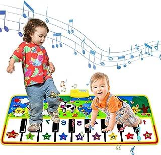 Joyfia Baby Musical Mats, Kids Music Toys Floor Piano Keyboa