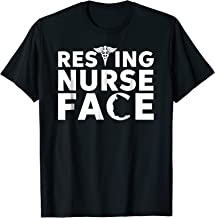 Resting Nurse Face T-Shirt