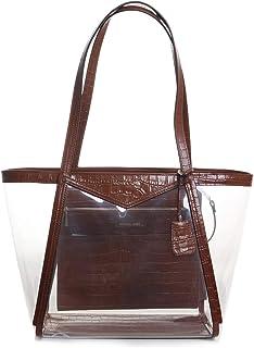 حقيبة كبيرة للنساء من مايكل كورس، 219، كستنائي