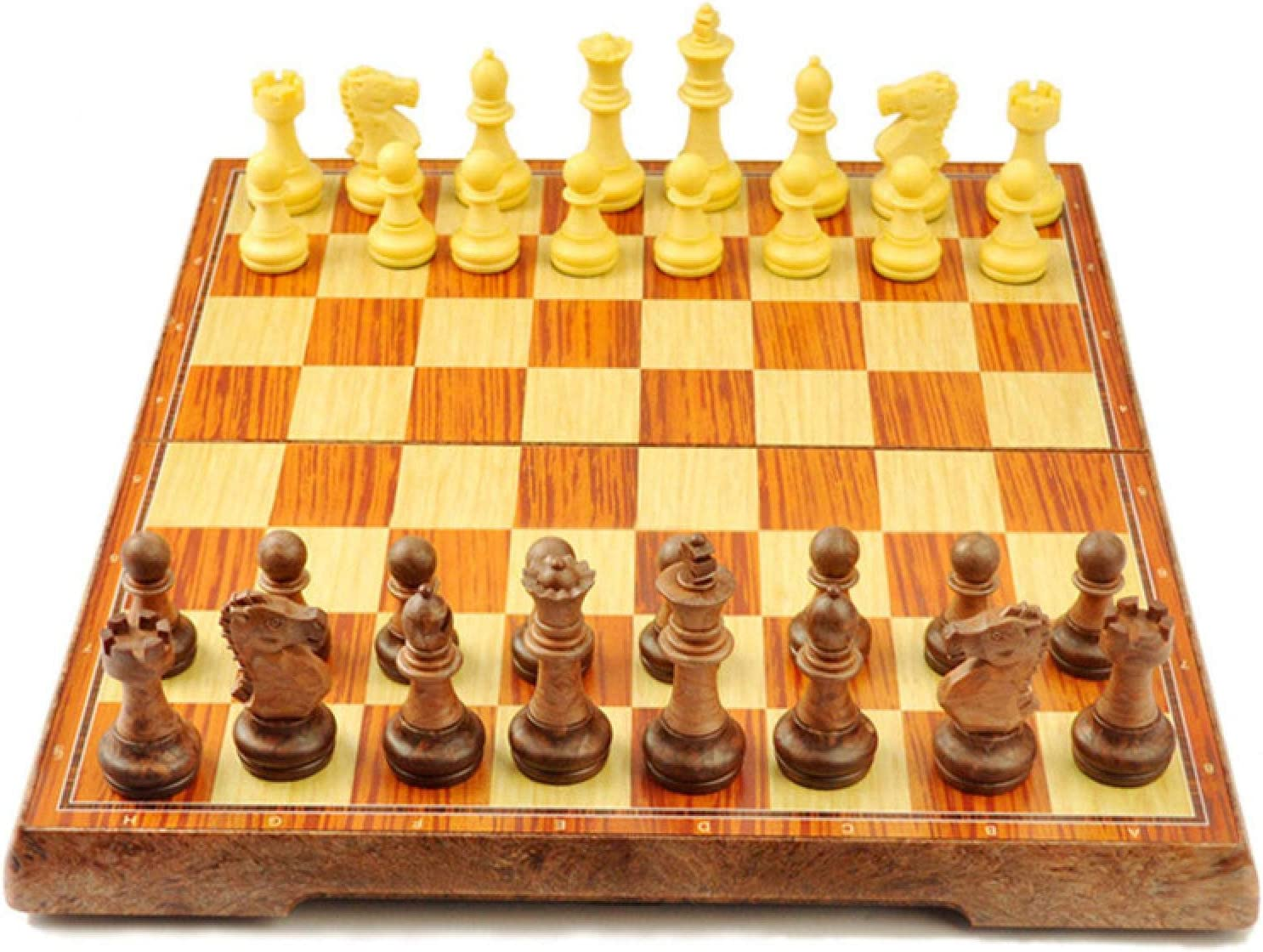 MAGRF Beginner Chess Set Los Angeles Mall for Children Over item handling Adults and Magnetic Wooden