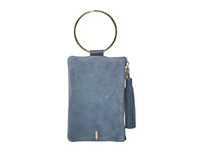THACKER Nolita Clutch (Chambray) Handbags