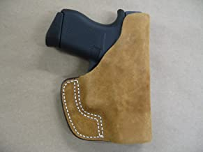 Azula Inside The Pocket Leather Concealment Holster for Glock 43, 43X 9mm Pistol ITP