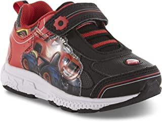 Blaze and The Monster Machine Boys Shoes Athletic Sneaker