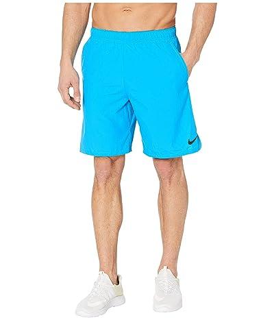 Nike Flex Shorts Woven 2.0 (Laser Blue/Black) Men
