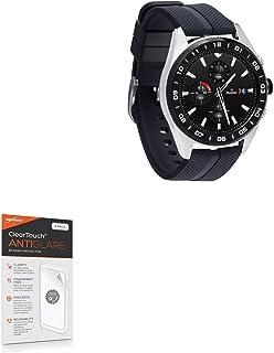 BoxWave Corporation LG Watch W7 (W315) Screen Protector, [ClearTouch Anti-Glare (2-Pack)] Anti-Fingerprint Matte Film Skin...