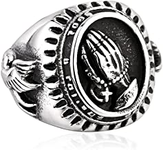 Best praying hands ring Reviews