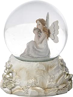 Mousehouse Gifts Beautiful Mythical Fairy Snow Globe Ornament