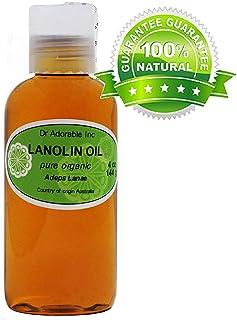 lanolina Oil Pure USP Grade Skin Lip moisturizing by Dr.