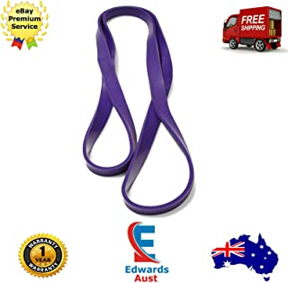 Fitness Resistance Muscle Band Yoga Tube Strap Sports Home Gym Exercise Medium
