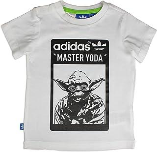 Adidas - Camiseta de niños star wars