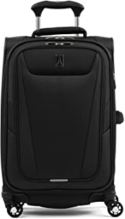 Maxlite 5-Softside Expandable Spinner Wheel Luggage,...