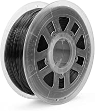 Gizmo Dorks 3mm (2.85mm) ABS Filament 1kg / 2.2lb for 3D Printers, Black