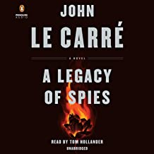 legacy of spies audiobook