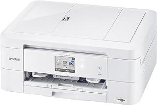 ブラザー PRIVIO インクジェット複合機 DCP-J962N (A4/自動両面プリント/ADF/有線&無線LAN/レーベル印刷)