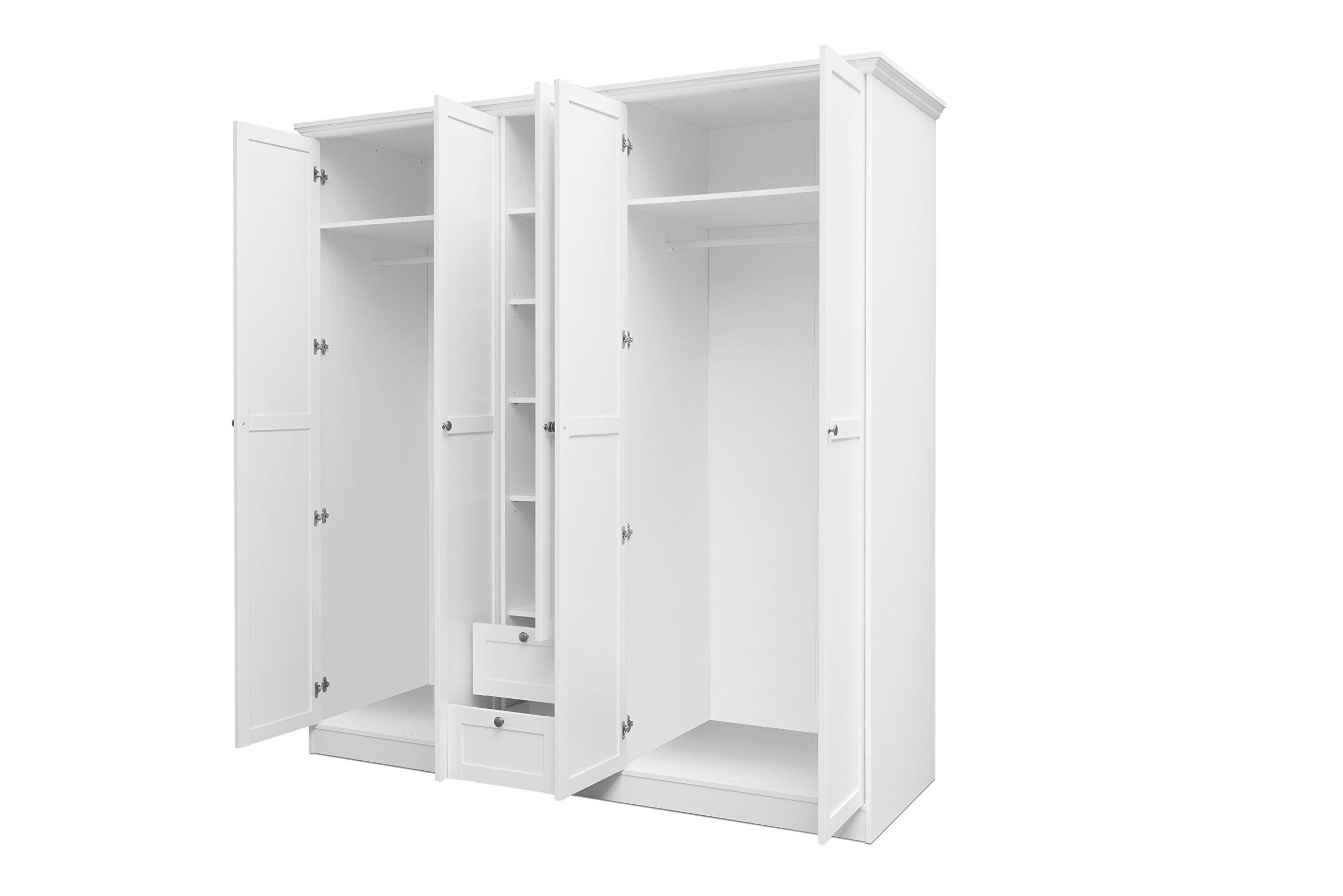 Landwood 19 Wardrobe 5 Doors Buy Online At Best Price In Ksa Souq Is Now Amazon Sa