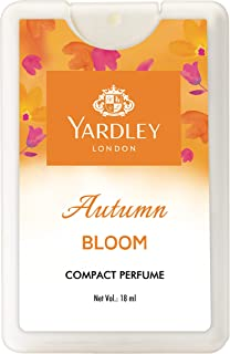 Yardley London Autumn Bloom Compact Perfume, 18ml