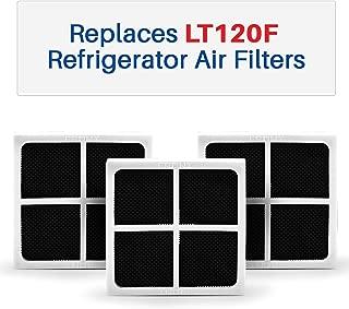 LG LT120F ADQ73214404 Fresh Air Replacement Refrigerator Air Filter 2 Pack