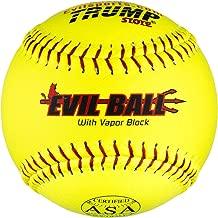 Trump/Evil Sports 1 Dozen Evil Ball ASA 12