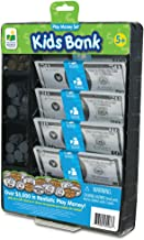 The Learning Journey Kids Bank, Play Money Set