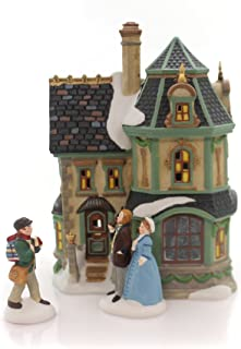 Department 56 Dickens Village, Home for Holidays