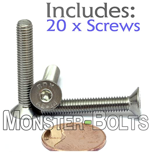 Ping.Feng 2 pcs M5 8//10//12//16//20 Stainless Steel Small Head knurled Flat Head Thumb Screw for Computer Screws Longitud : 12 mm, Tama/ño : M5 ropa de cama