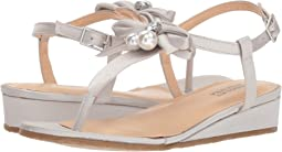 Badgley Mischka Kids Talia Pearl Bow (Little Kid/Big Kid)