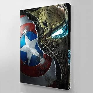 Best captain america art deco Reviews