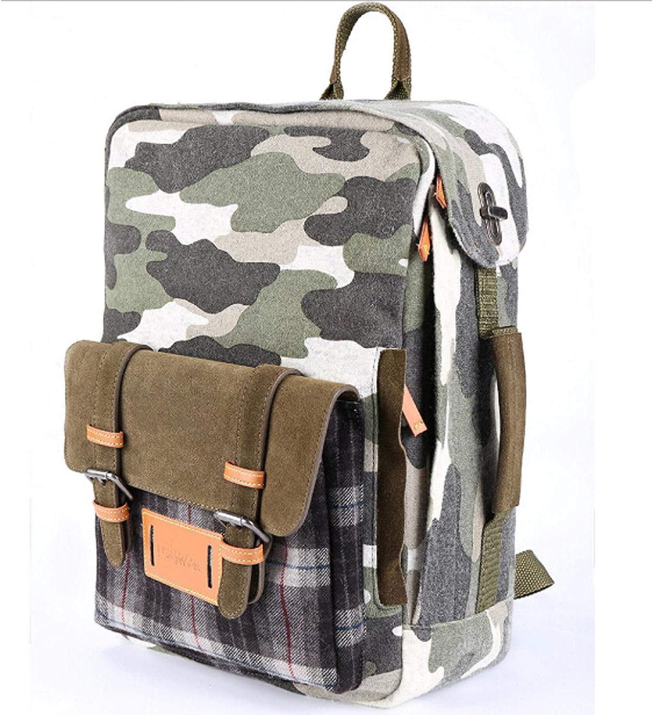 ZHANGYUQI High - End Outdoor Sport Camouflage Reise Schultern Casual Casual Casual Rucksack,Camouflage B071YL474J  Hat einen langen Ruf 7cdd89
