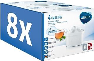 BRITA MAXTRA Water Filter Cartridge 8 Pack
