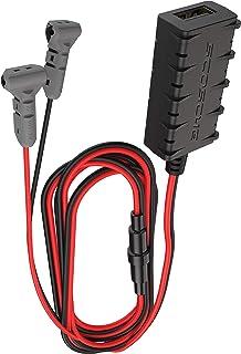 طقم أسلاك USB صلبة Universal بطول 5 أقدام مع يو إس بي وموصل سريع يو إس بي من سكوشي UHWK-SP1